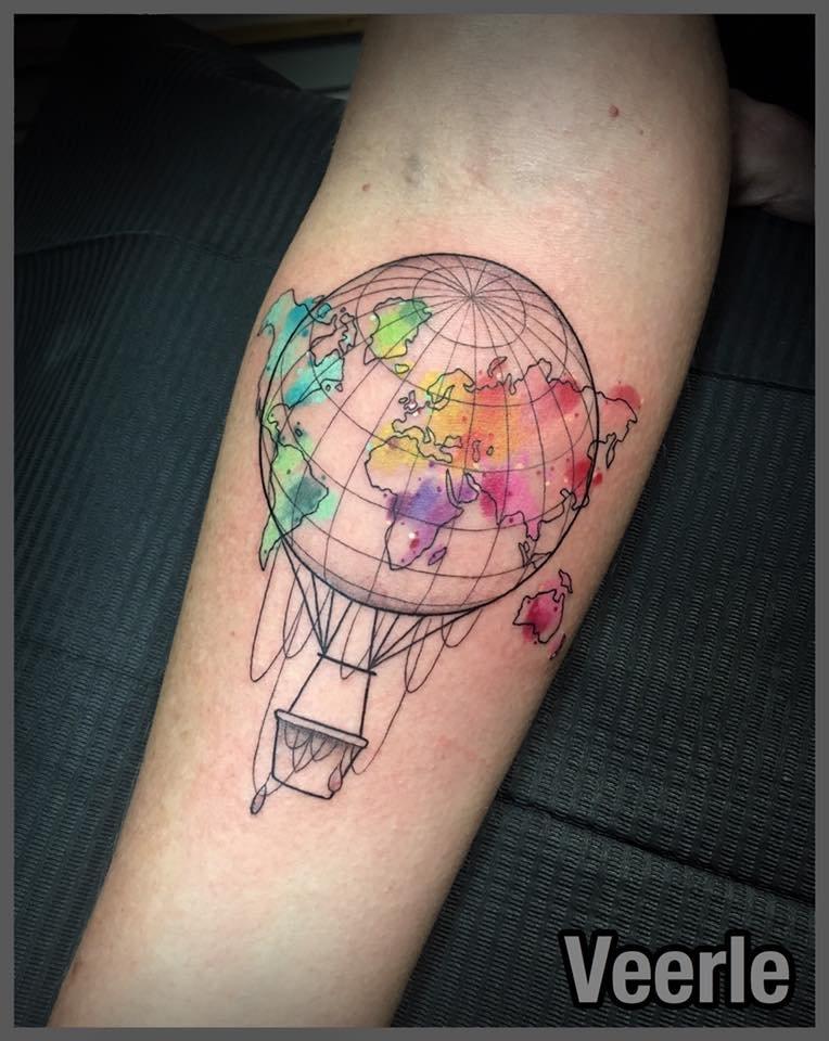 Skinwerks Tattoo Den Bosch Holland City App